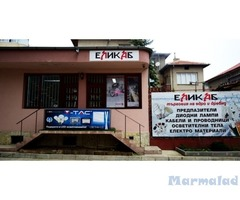 Еликаб - Търговия с електроматериали