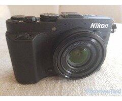 Продавам цифров фотоапарат Nikon Coolpix