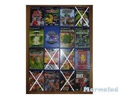 Продавам игри за PS2
