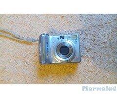 Фотоапарат canon A550