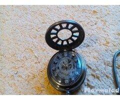 Старинен джобен английски часовник