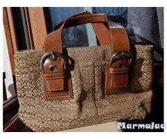 Оригинална дамска чанта Coach
