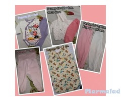 Продавам бебешки дрехи за момиче
