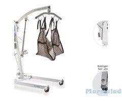 Продавам Електрически пациентски лифтер ULISSE Max load kg. 180