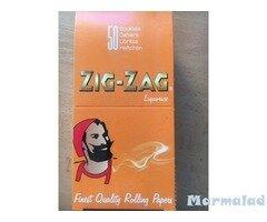 ZIG-ZAG ароматизирани листчета за цигари