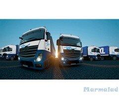 Предлагаме работа за влекачи вътрешни превози в Европа