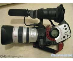 Цифрова видеокамера Canon XL 1
