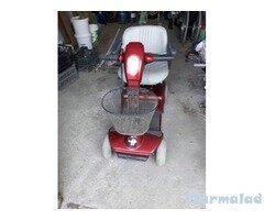 Електрическа инвалидна количка