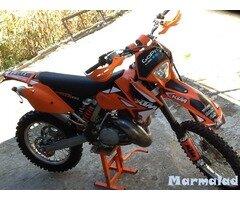 Ендуро KTM EXC250