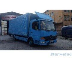 Товарен камион Mercedes Atego