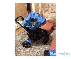 Детска комбинирана количка «Optima»
