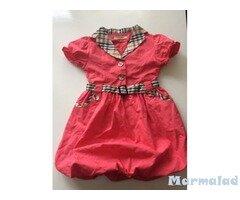 Детска рокля за момиче 2-3 години