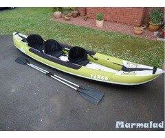 3 местна лодка каяк