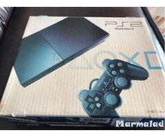 Sony ps2 с два контролера и игри