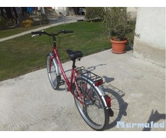 Дамски велосипед колело